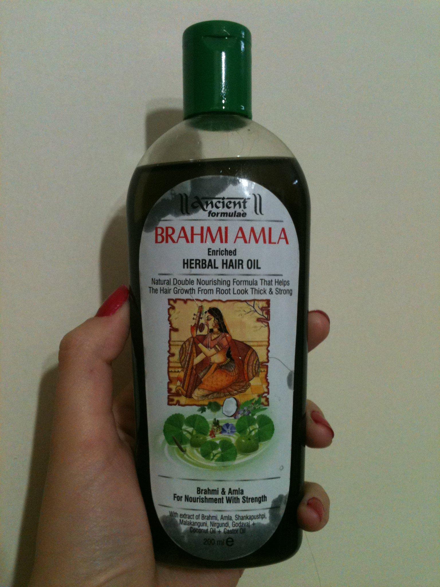 El aceite para los cabellos que es mejor las revocaciones para el brillo