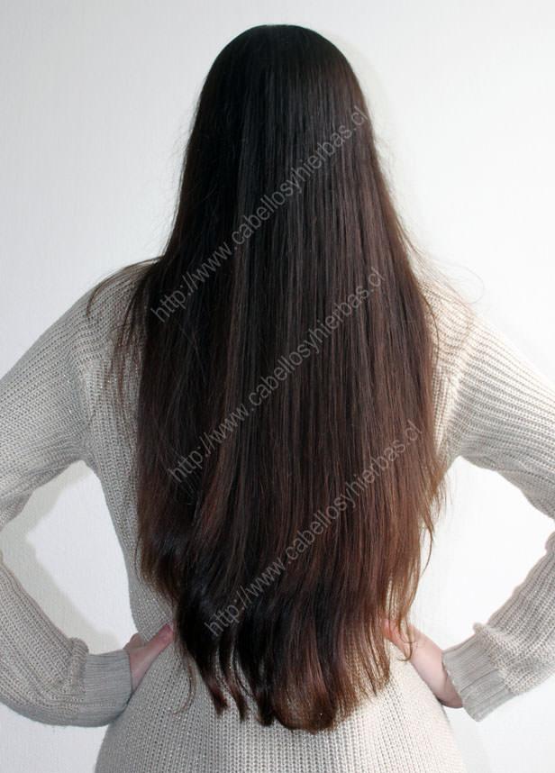 Cortes de pelo a la espalda