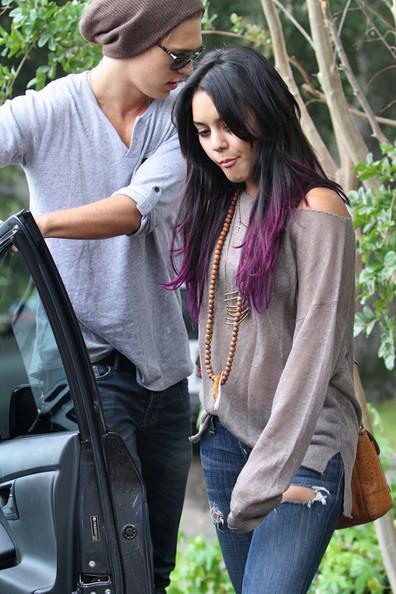 Vanessa-Hudgens-With-New-Purple-Haircolor-6