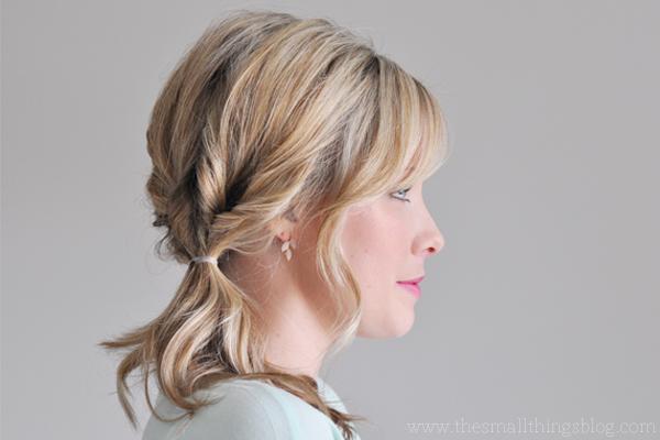 Peinados pelo por debajo hombros