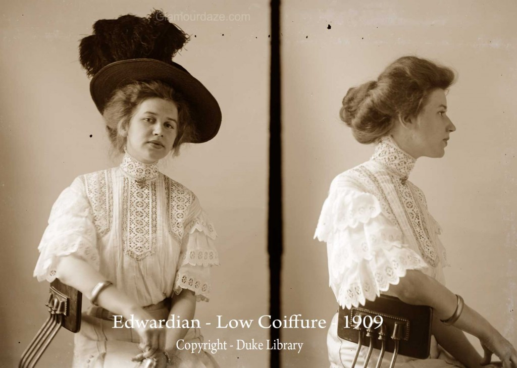 1909-Edwardian-Low-Coiffure-Hugh-Mangum-photographs4