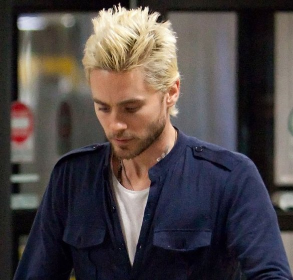 Jared Leto Hairstyle 1