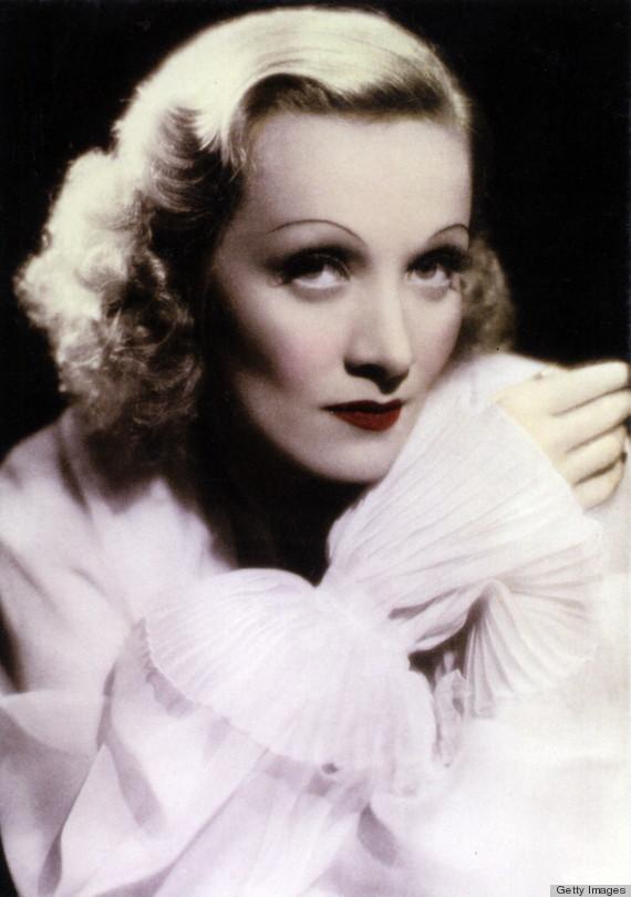 Photo of Marlene DIETRICH