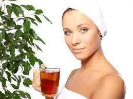shampoo de té verde