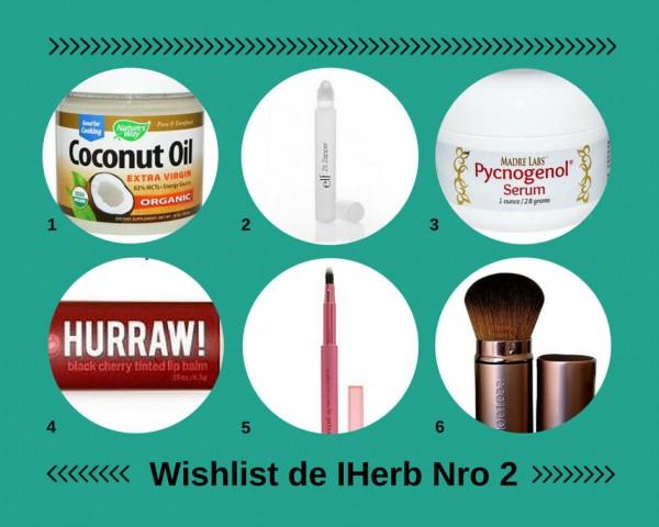 Wishlist de IHerb