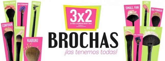 brochas beauty tools