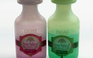 natural oil collection inoar feat