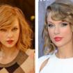 El cabello de Taylor swift