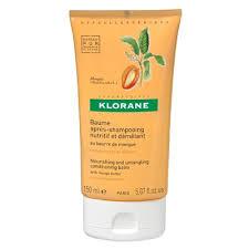 klorane Baume Apres Shampooing au beurre de mangue
