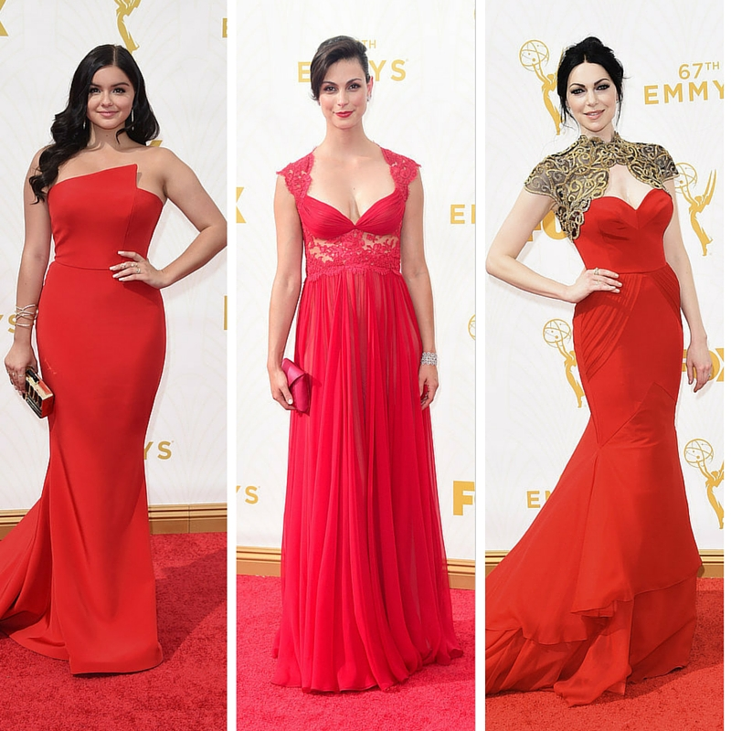 Ariel Winter Morena Baccarin Laura Prepon