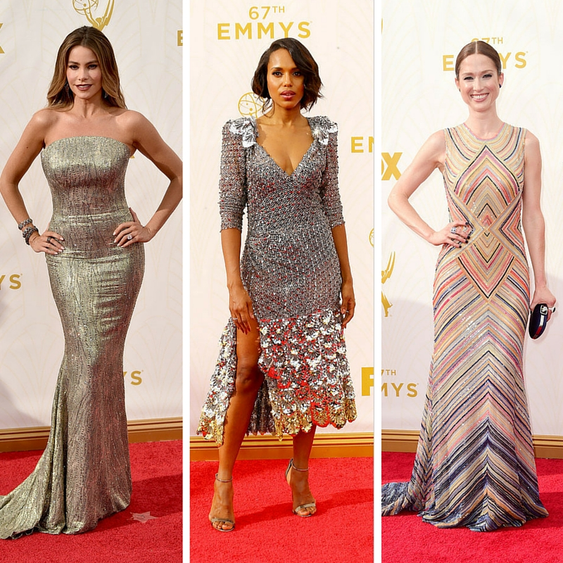 Sophia Vergara Kerry Washington Ellie Kemper