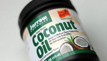 aceite de coco iherb