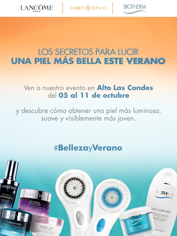 Clarisonic EventoALC