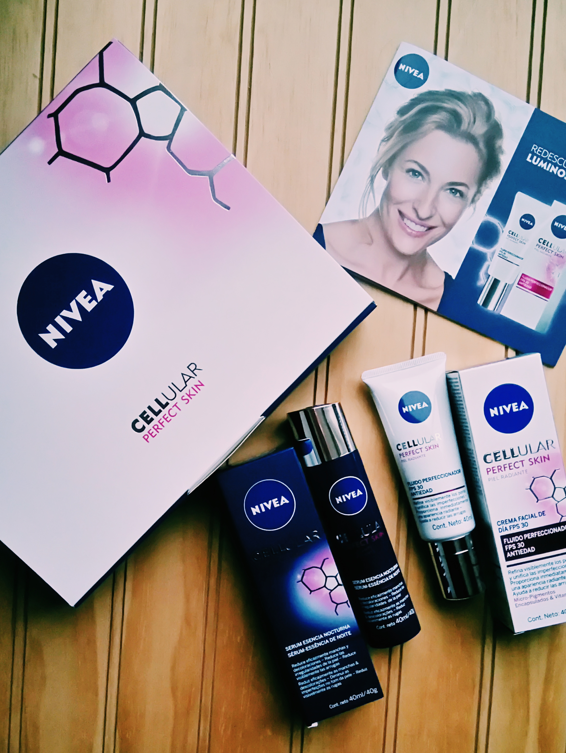 nivea cellular perfect skin