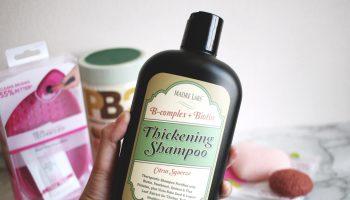 Thickening shampoo b- complex + biotin madre labs 1