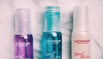 las ampollas Semi Di Lino de Alfaparf