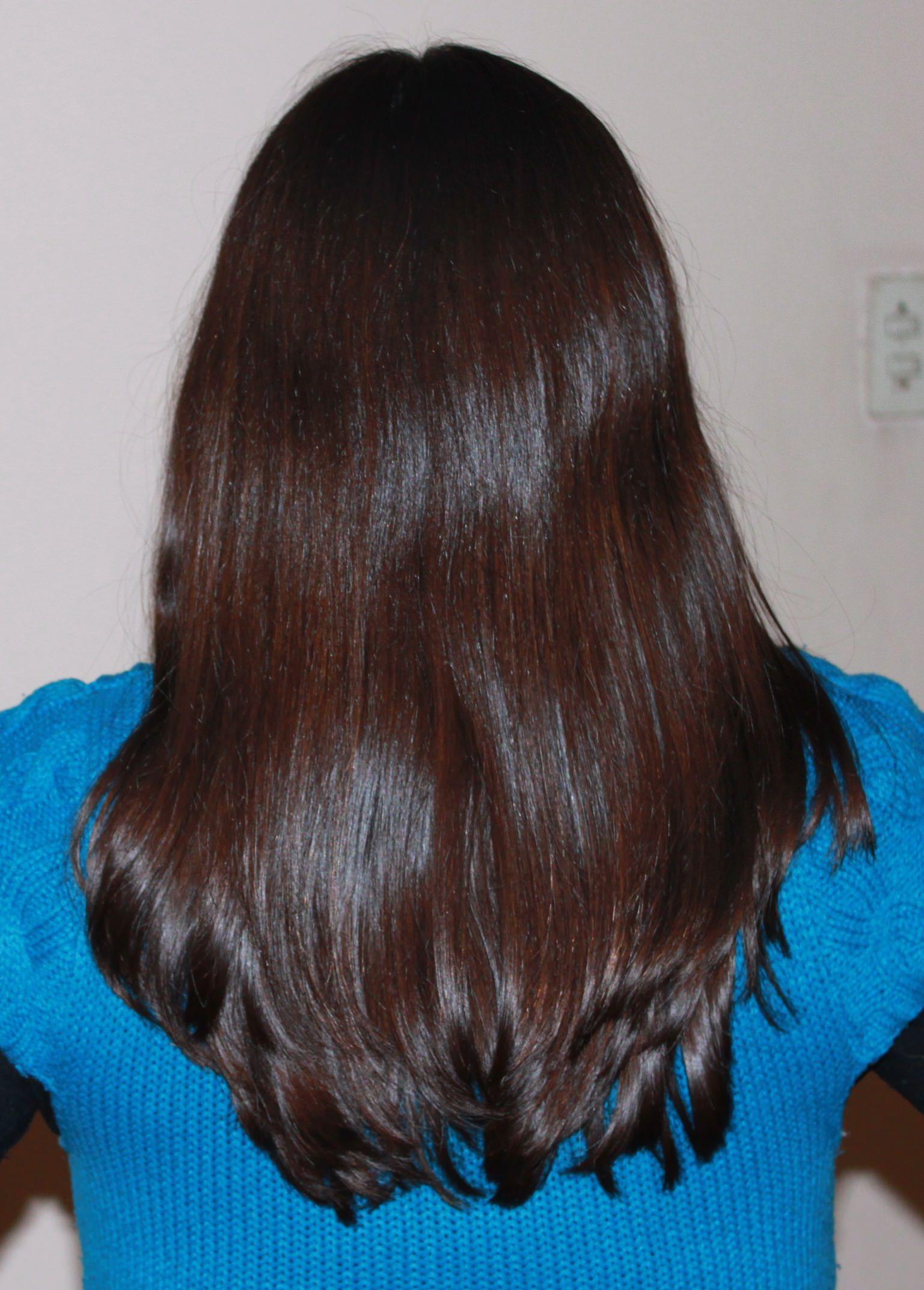 Aguacate podrido para el cabello