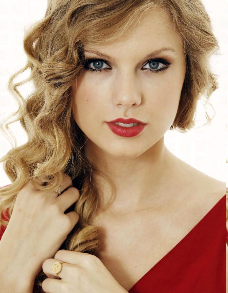 problemas capilares Taylor Swift