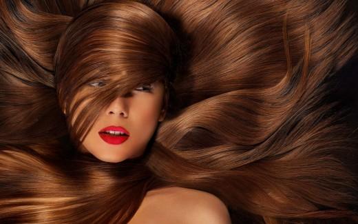 textura del cabello