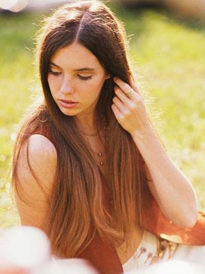 reparación del cabello